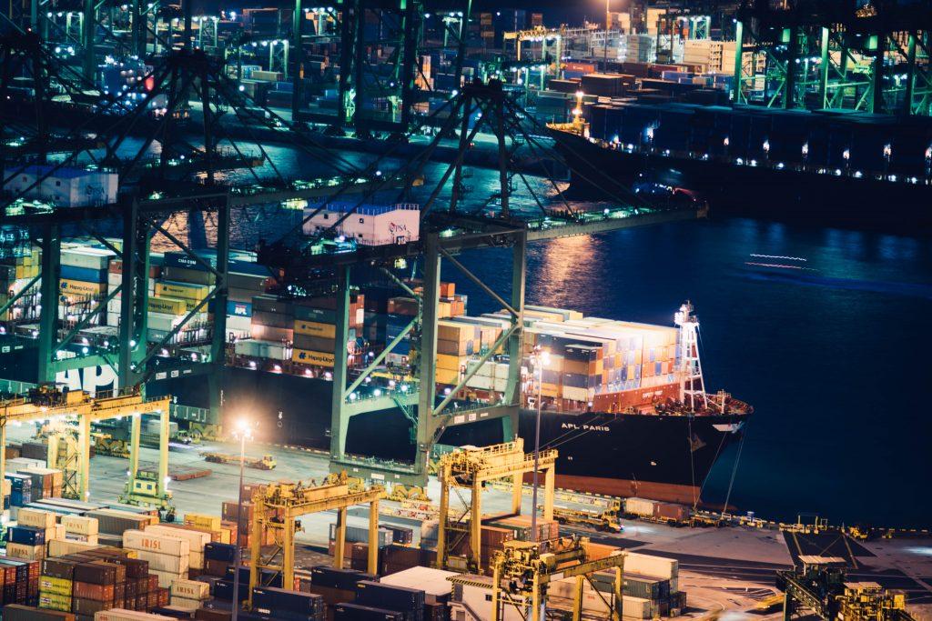Sea Cargo To India