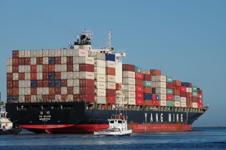 Sea Cargo To Nigeria