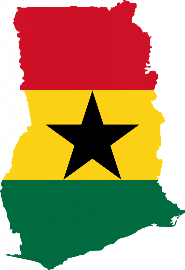 Sending A Parcel To Ghana